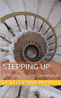 Stepping Up: A 90-Day 12-Step Devotional